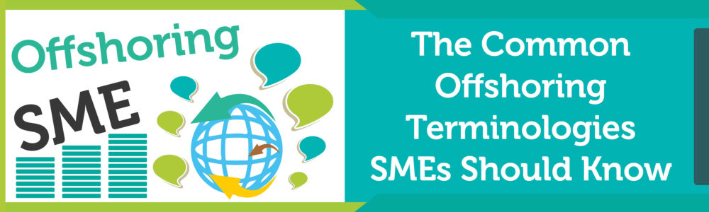 outsourcing terminology 101