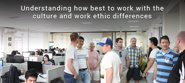 Understanding culture and work ethics